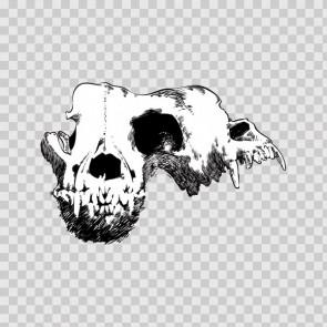 Death Skull 12492