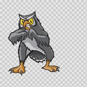 Owl Boxer 12788