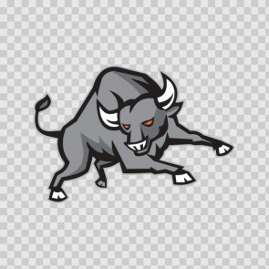 Gray Bull 12800