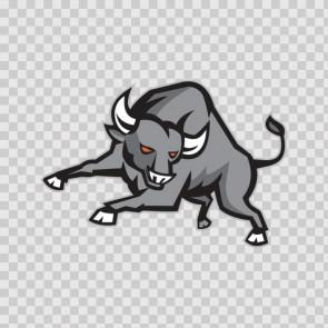 Gray Bull 12801