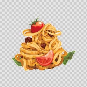 Spaghetti Meal 12907