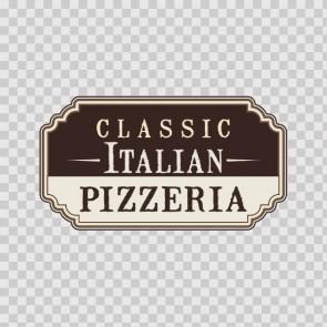 Italian Pizza 13054