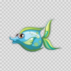 Coral Reef Fish 13079