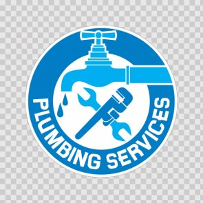 Plumbing Services Sign 13100