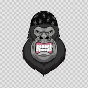 Gang Member Gorilla 13101