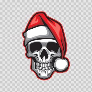 Skull Santa 13149