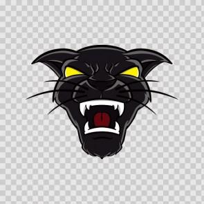 Black Panther Head 13164