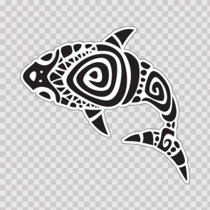 Tribal Surf Whale 13180