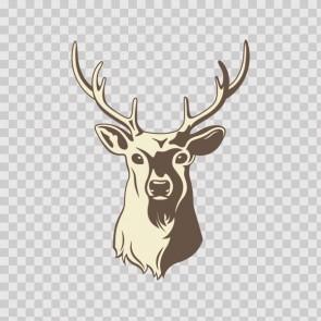 Deer Head 13228