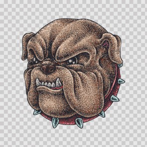 Bulldog Head 13258