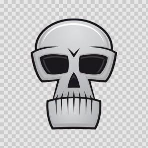 Graffiti Skull 13259