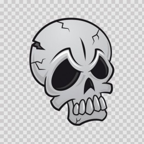 Graffiti Skull 13263