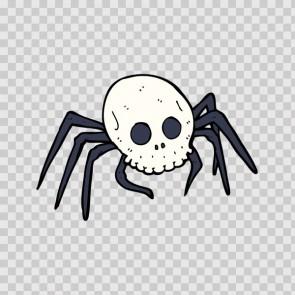 Spider Skull 13265