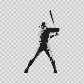 Baseball Player 13302