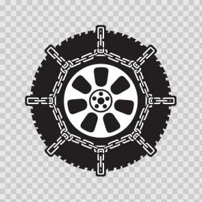 Wheel Chain Safety 13341