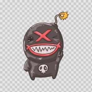 Smiling Bomb 13344