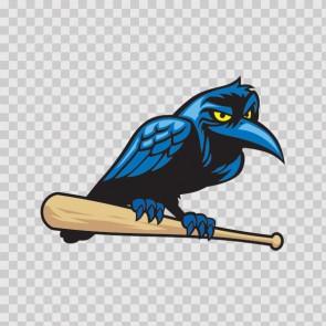 Baseball Crow 13350