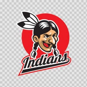 Indian Mascot 13490
