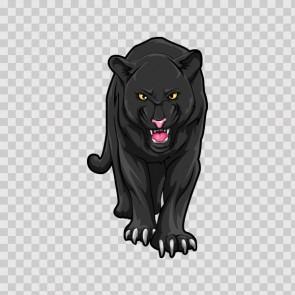 Black Panther Approaching 13754