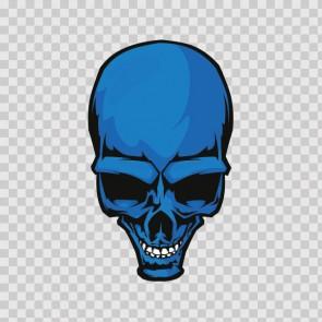 Blue Skull 13788