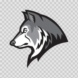 Wolf Head 13817