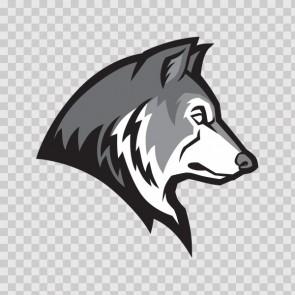 Wolf Head 13818
