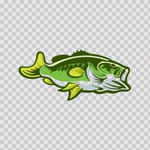 Bass Fish 13827