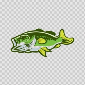 Bass Fish 13828