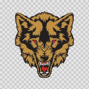 Wolf Head 13838