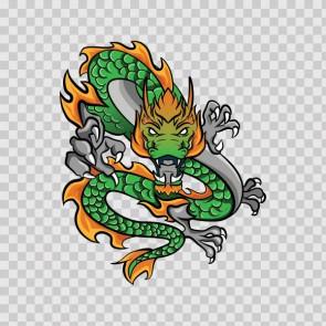 Japanese Dragon 13882