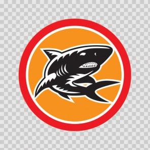 Shark Sign 13888