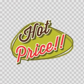 Store Sign Hot Price 13897