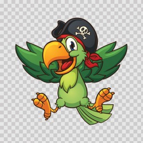 Pirate Parrot 13985