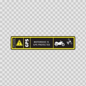 Motorbike Is Gps Protected 14087