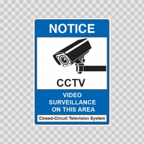 Notice Video Surveillance On This Area 14132