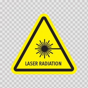 Caution Laser Radiation 14328