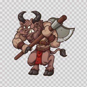 Bull Warrior 14617