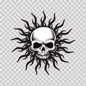 Sun Skull 14623