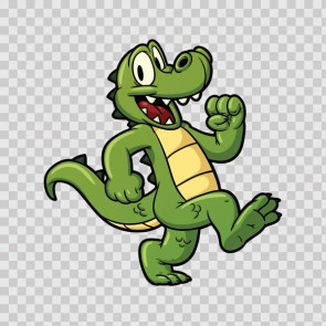 Little Gator Alligator 14664