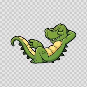 Little Gator Alligator 14665