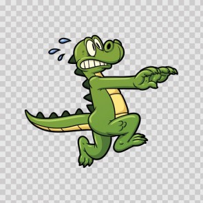 Little Gator Alligator 14666