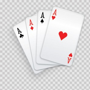 Cards 4 Aces 14679