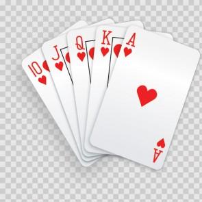 Cards Royal Straight Flush 14680