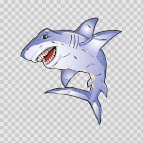 Shark On Patrol 14741