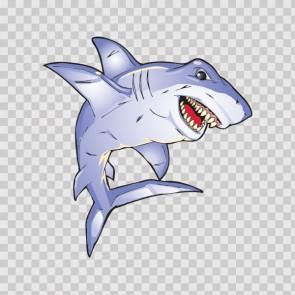 Shark On Patrol 14742