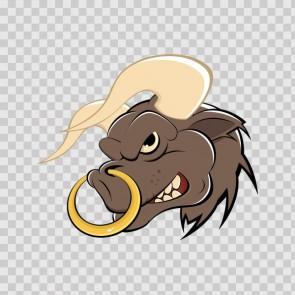 Angry Bull 14878