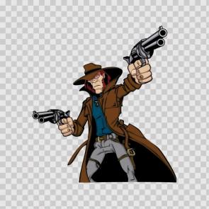 Cowboy Outlaw 14972