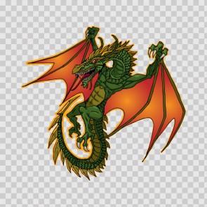 Dragon Flying 14978
