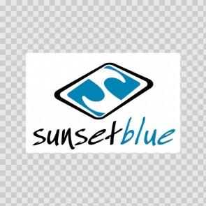 Sunset Blue Logo 15178
