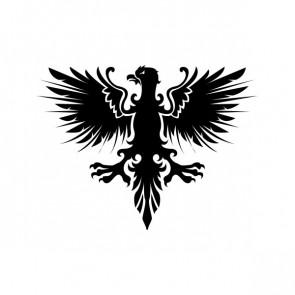 Heraldic Eagle 15348
